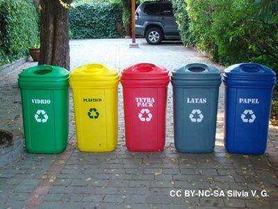 Reciclaje inteligente