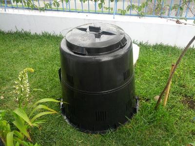 Manejo de residuos sólidos en el hogar